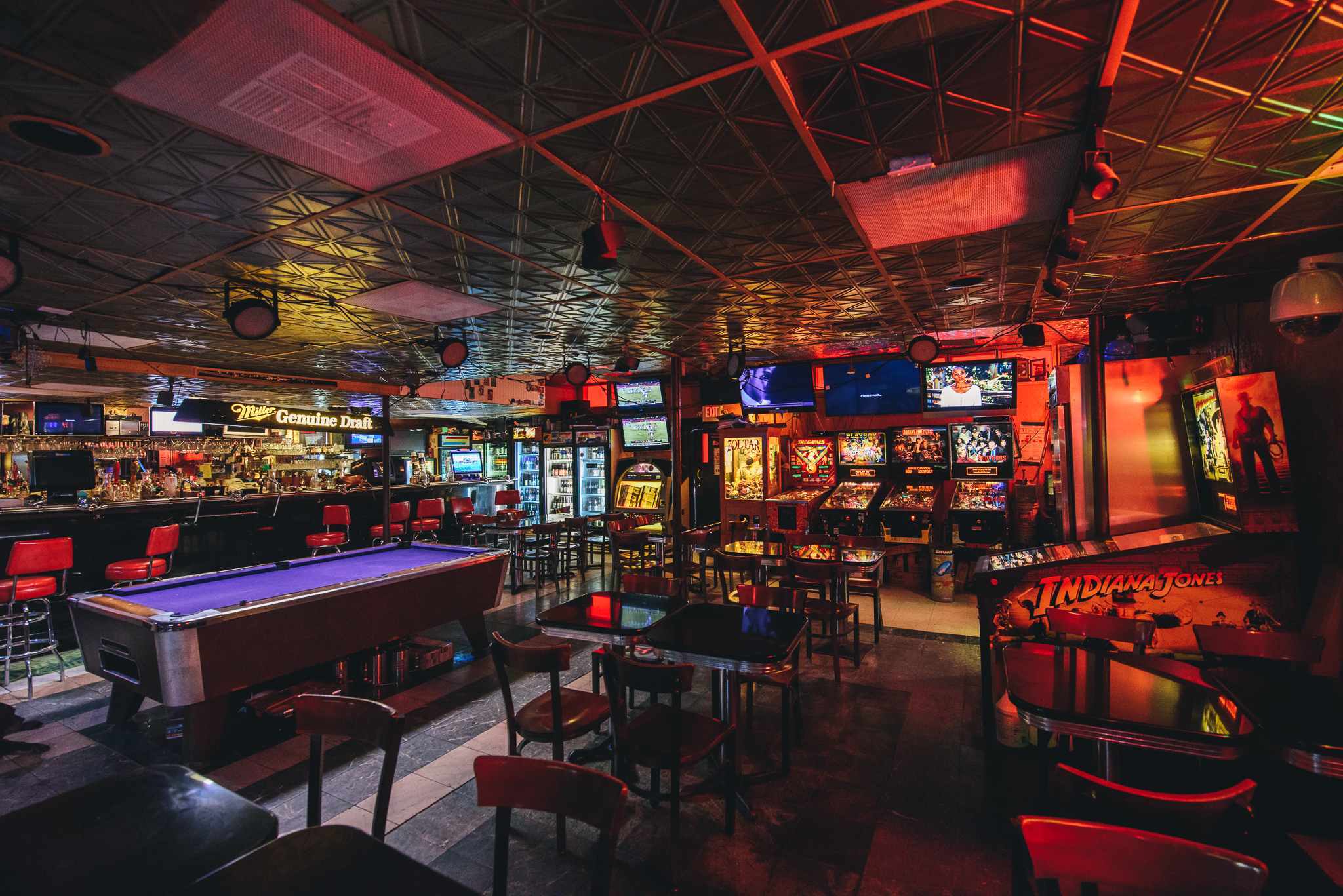 the best bars with games in austin ForFood Bar Drinking Game
