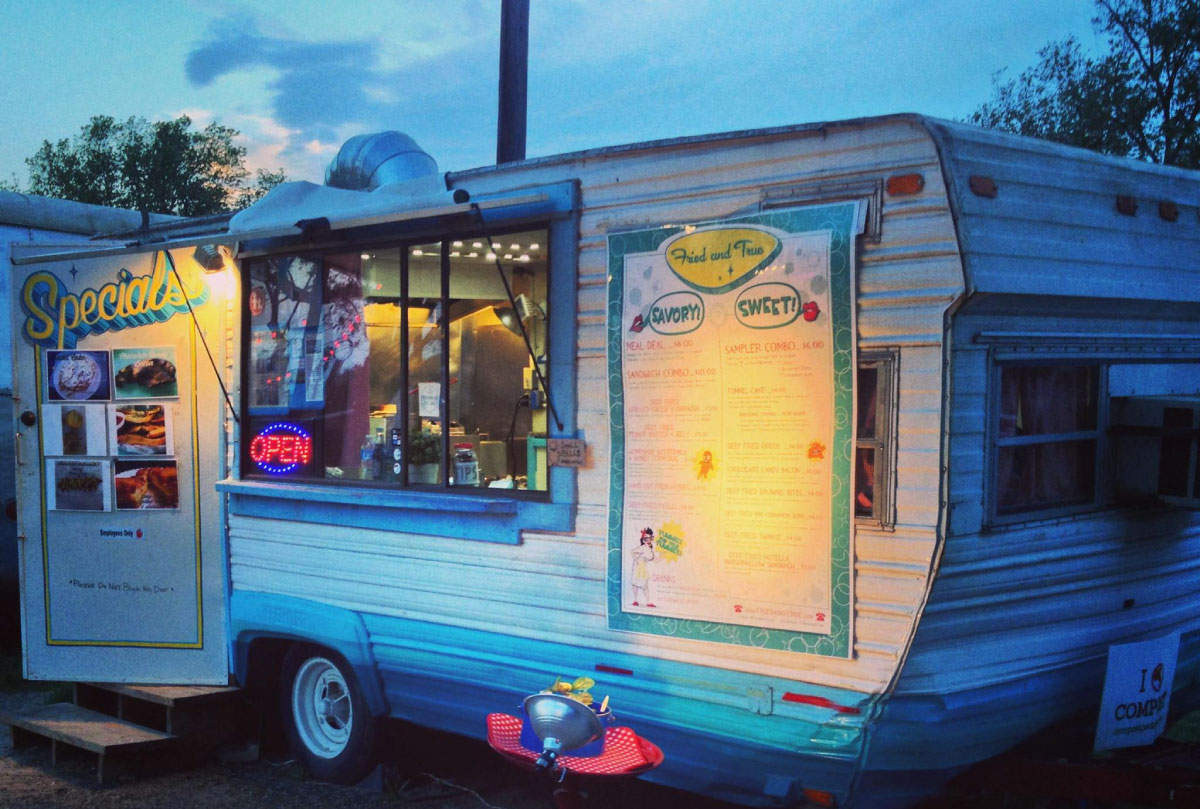 The Best Food Trucks In Austin