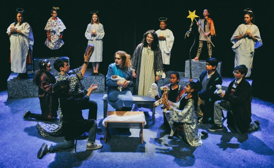 seattle public theater presents its 16th final annual production of barbara robinsons the best christmas pageant ever the best christmas pageant ever - The Best Christmas Pageant Ever Play