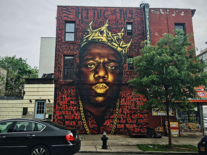 the biggie smalls brooklyn tour