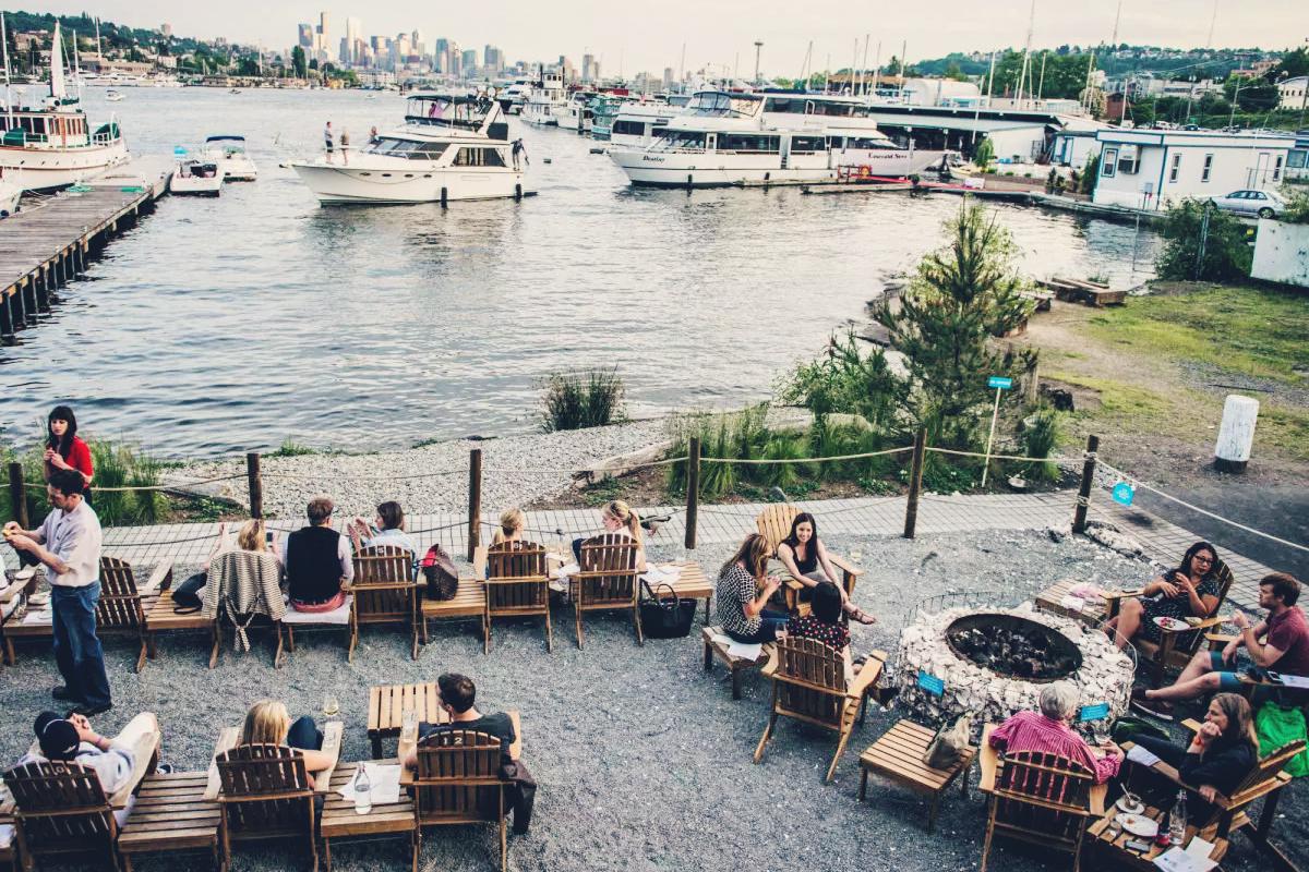 Seattleu0027s Best Outdoor Bars