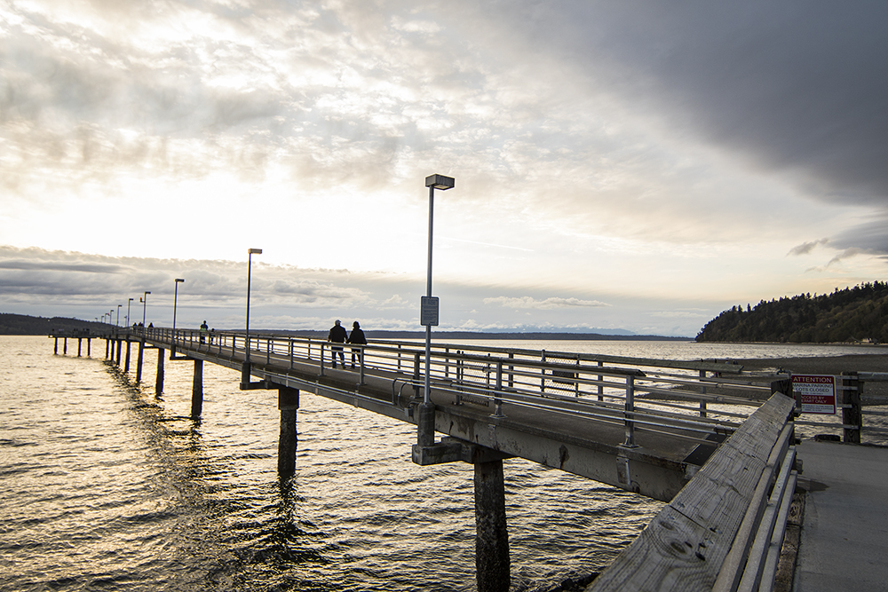 The top beaches in seattle and beyond for Seattle fishing pier
