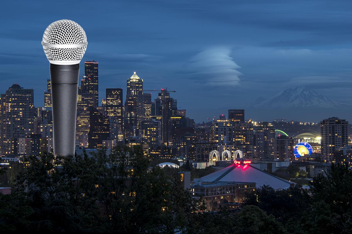 Where to KARAOKE in Seattle