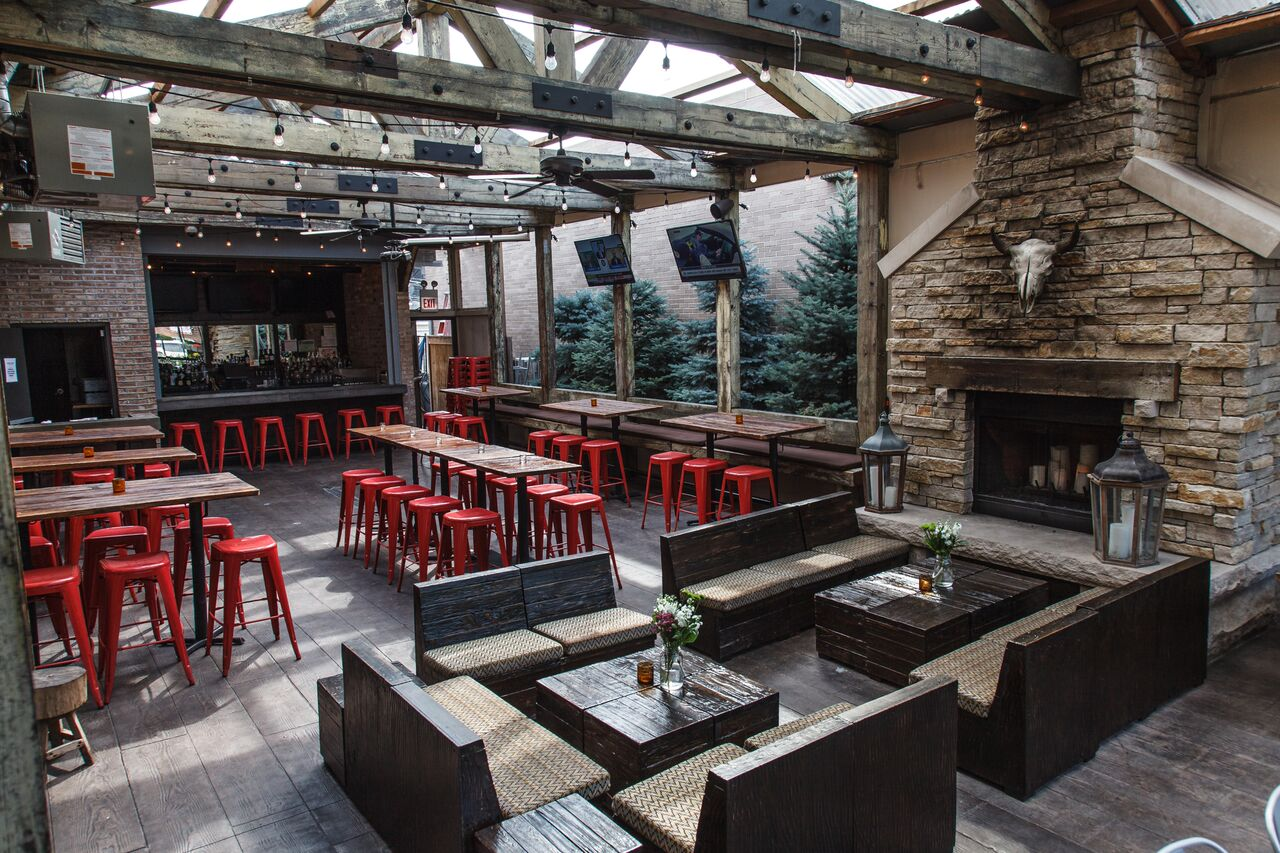 Chicagou0027s Best Heated U0026 Enclosed Patios To Enjoy During Winter