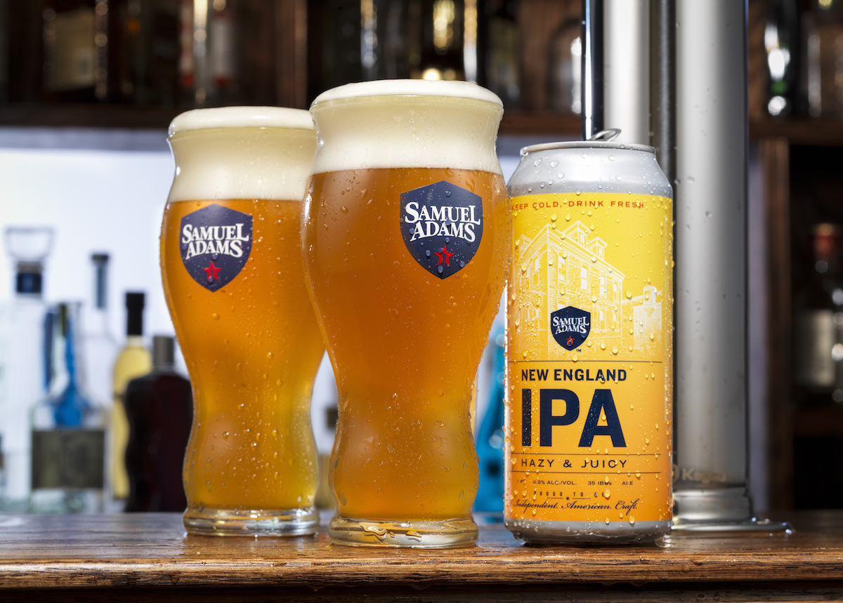 Craft A Brew New England Pale Ale